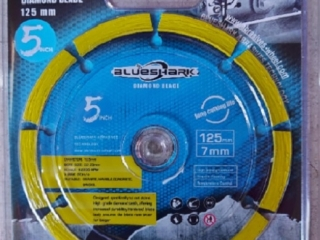 Disc diamantat UNI 125x22 Shark